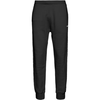 Nike NSW Swoosh Sweathose Herren black-white