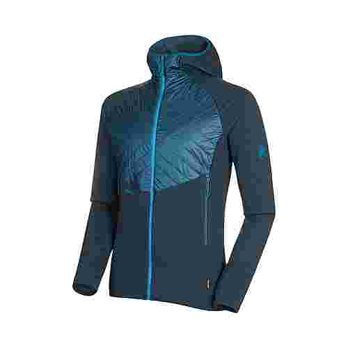 Mammut Aconcagua Light Hybrid ML Hooded Men Fleecejacke Herren wing teal