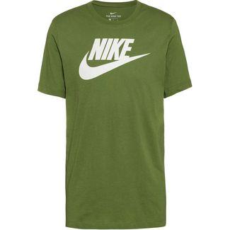 Nike NSW Futura T-Shirt Herren treeline-white