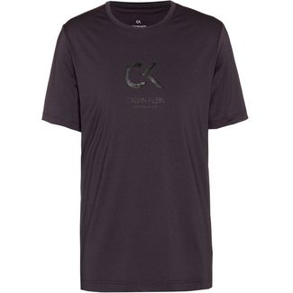 Calvin Klein T-Shirt Herren gunmetal