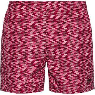 SPEEDO Badeshorts Herren vintage stripe tru nvy-lva red