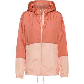Columbia FLASH FORWARD™ Wanderjacke Damen cedar blush-peach cloud