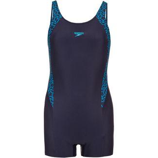 SPEEDO Boomstar Badeanzug Kinder navy-blue