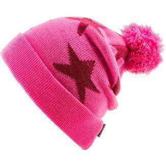 ICEPEAK HOLOCOMP Skimütze Kinder hot-pink