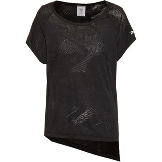 Reebok Yoga T-Shirt Damen black