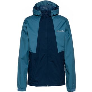 Columbia Inner Limits II Regenjacke Herren collegiate navy-mountain