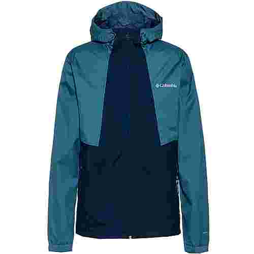 Columbia Inner Limits™ II Regenjacke Herren collegiate navy-mountain