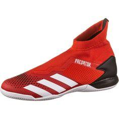 adidas PREDATOR 20.3 IN Fußballschuhe active red