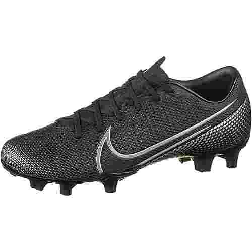 Nike MERCURIAL VAPOR 13 ACADEMY FG/MG Fußballschuhe black-black
