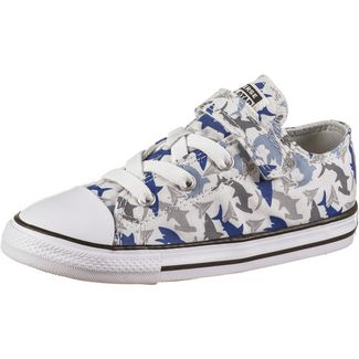 CONVERSE Chuck Taylor All Star 1V Sneaker Kinder photon dust-rush blue-white