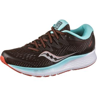 Saucony Ride ISO2 Laufschuhe Damen brown