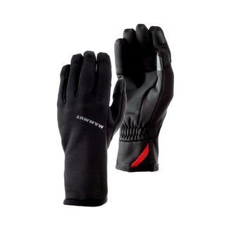 Mammut Fleece Pro Glove Outdoorhandschuhe black