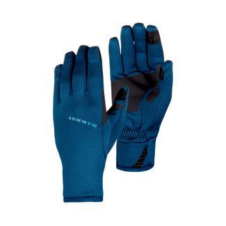 Mammut Fleece Pro Glove Outdoorhandschuhe wing teal