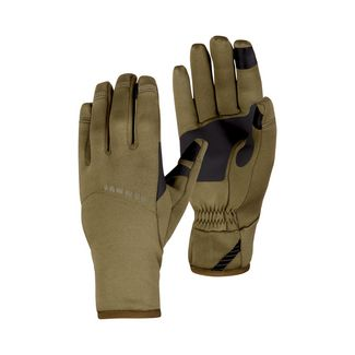 Mammut Fleece Pro Glove Outdoorhandschuhe iguana