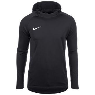 Hoodies » Fußball von Nike in schwarz im Online Shop von