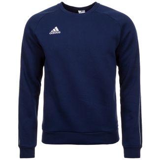 adidas Core 18 Sweatshirt Herren dunkelblau / weiß