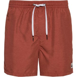 Quiksilver Badeshorts Herren apple butter heather