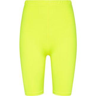 Talence Funktionsshorts Damen neon gelb