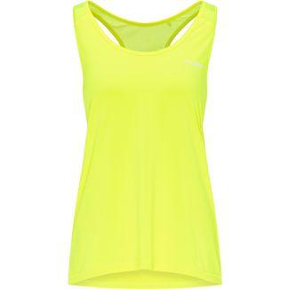 Talence Funktionstop Damen neon gelb