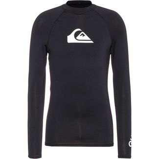 Quiksilver Surf Shirt Herren black