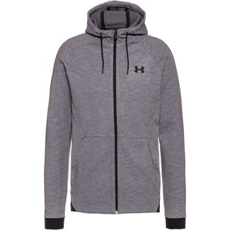 Under Armour Unstoppable Kapuzenjacke Herren grey