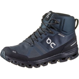ON Cloudrock Waterproof Wanderschuhe Herren navy-midnight