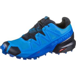 Salomon GTX® Speedcross 5 Trailrunning Schuhe Herren blue aster-lapis blue-navy blazer
