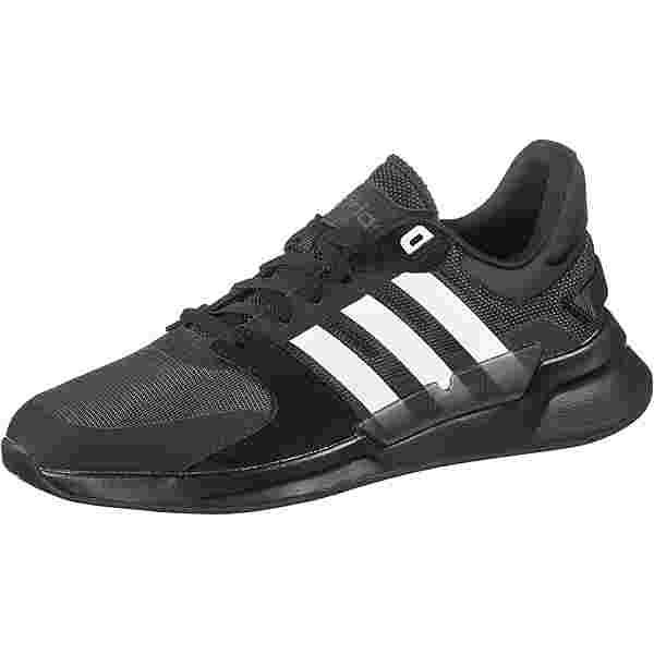 adidas Run90s Sneaker Herren core black-ftwr white-grey six