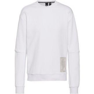 adidas Tech Sweatshirt Herren white