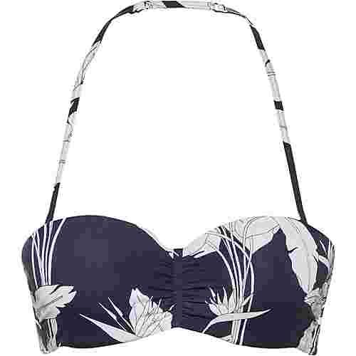 Roxy Bikini Oberteil Damen mood indigo flying flowers s