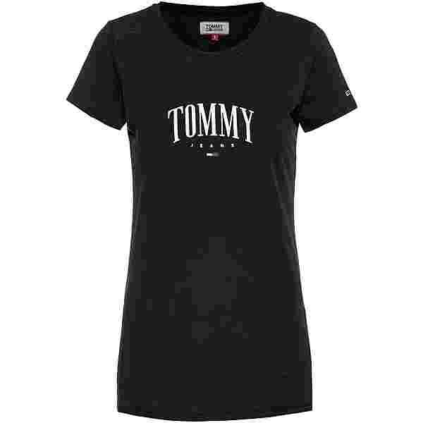 Tommy Hilfiger T-Shirt Damen black