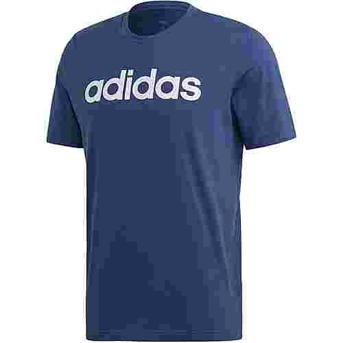 adidas ESSENTIAL LIN T-Shirt Herren tech indigo