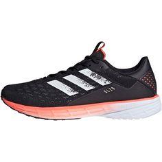 adidas SL20 Laufschuhe Herren core black-ftwr white-signal coral