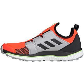 adidas TERREX AGRAVIC BOA Trailrunning Schuhe Herren solar red