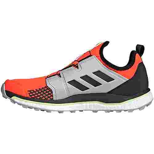 adidas AGRAVIC BOA Trailrunning Schuhe Herren solar red