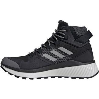 adidas GTX® FOLGIAN HIKER MID Wanderschuhe Damen core black