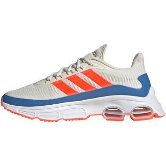 adidas Quadcube Sneaker Herren chalk white-solar red-glory blue