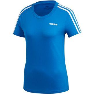 adidas T-Shirt Damen blue