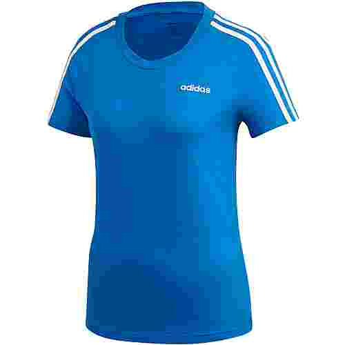 adidas T-Shirt Damen blue