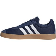 adidas VL Court 2.0 Sneaker Herren tech indigo-ftwr white-core black