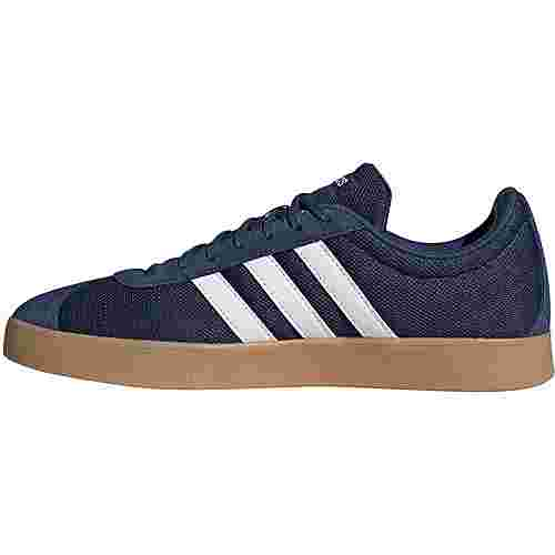 adidas VL Court 2.0 Sneaker Herren tech indigo-ftwr white-core black