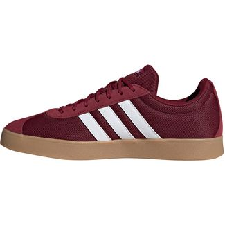adidas VL Court 2.0 Sneaker Herren collegiate burgundy-ftwr white-core black
