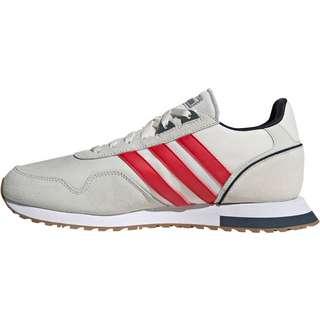 adidas 8K 2020 Sneaker Herren chalk white-scarlet-legend ink