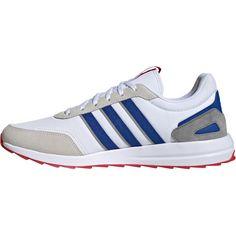 adidas Retrorunner Sneaker Herren ftwr white-team royal blue-scarlet