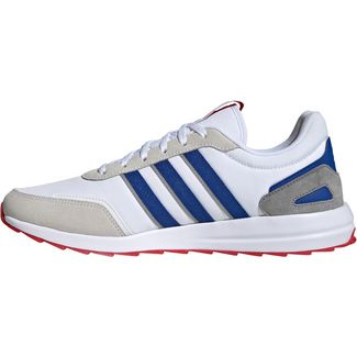 adidas Retrorunner Sneaker Herren ftwr white-team royal blue-scarlet