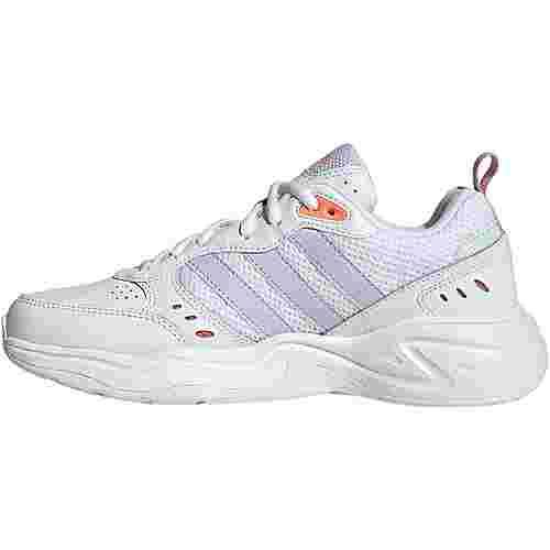 adidas Strutter Sneaker Damen ftwr white-purple tint-amber tint