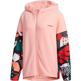 adidas Farm Trainingsjacke Damen glory pink