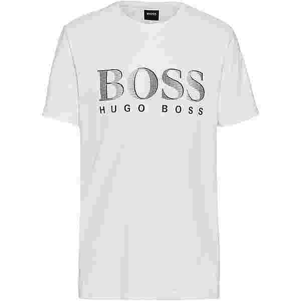 Boss T-Shirt Herren white