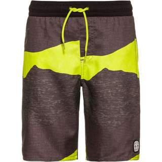 Protest Caleb Jr Boardshorts Kinder lime up