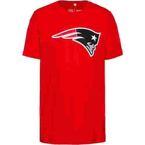 Fanatics New England Patriots T-Shirt Herren red
